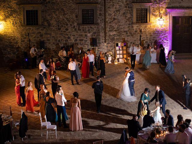 Il matrimonio di GiamPaolo e Francesca a Bracciano, Roma 133