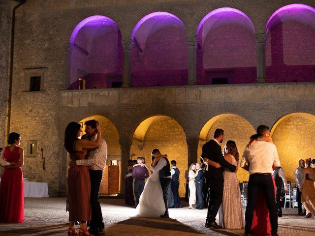 Il matrimonio di GiamPaolo e Francesca a Bracciano, Roma 134