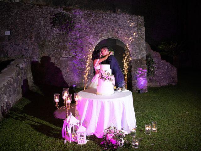 Il matrimonio di GiamPaolo e Francesca a Bracciano, Roma 137