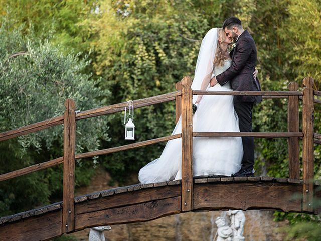 le nozze di Arianna e Roland