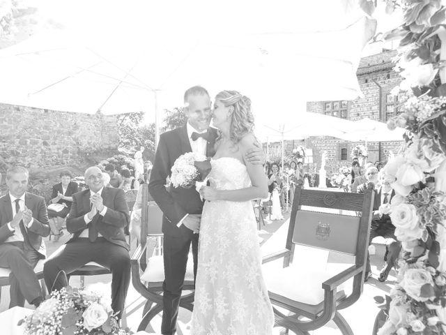 Il matrimonio di Fabrizio e Silvia a Pavone Canavese, Torino 13