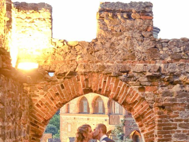 Il matrimonio di Fabrizio e Silvia a Pavone Canavese, Torino 18