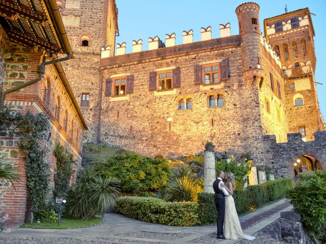 Il matrimonio di Fabrizio e Silvia a Pavone Canavese, Torino 20