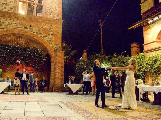 Il matrimonio di Fabrizio e Silvia a Pavone Canavese, Torino 22