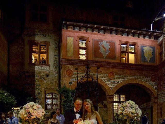 Il matrimonio di Fabrizio e Silvia a Pavone Canavese, Torino 23