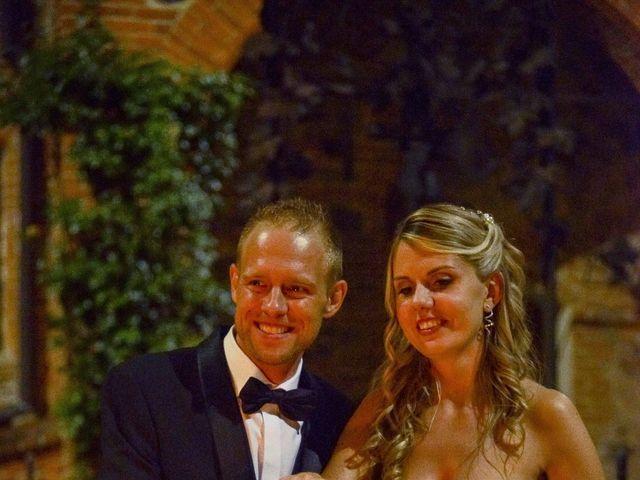 Il matrimonio di Fabrizio e Silvia a Pavone Canavese, Torino 24