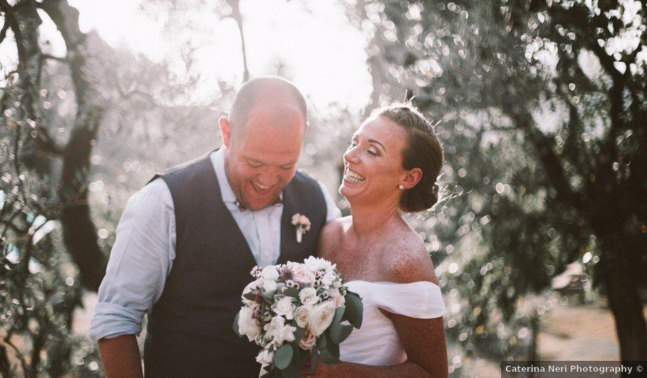 Il matrimonio di Kevin e Marian a Lucca, Lucca