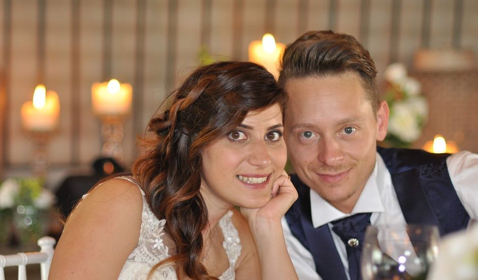 Il matrimonio di Marco e Marta a Cormano, Milano
