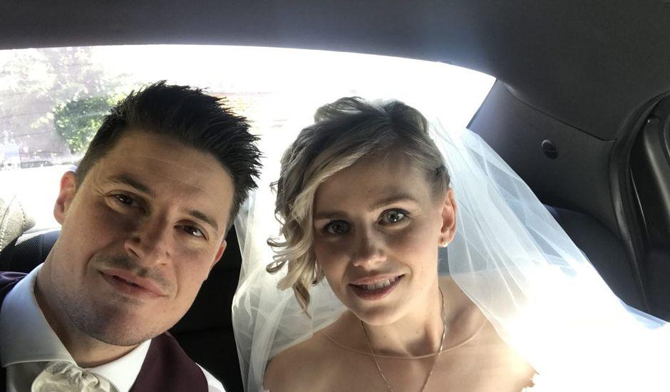 Il matrimonio di Mirko e Pamela a Castiglion Fibocchi, Arezzo