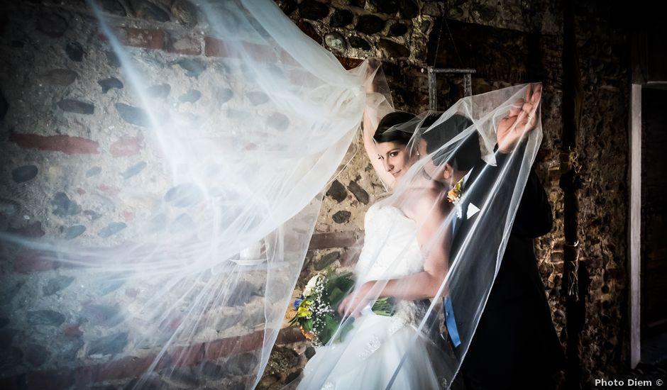 Il matrimonio di Abel e Federica a Briona, Novara