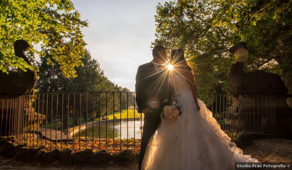Il matrimonio di Angelo e Francesca a Ceriano Laghetto, Monza e Brianza