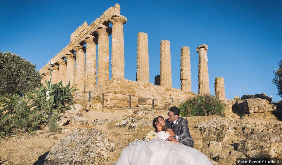 Il matrimonio di Alessandro e Daniela a Agrigento, Agrigento