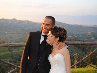 Le nozze di Sara e Valentino