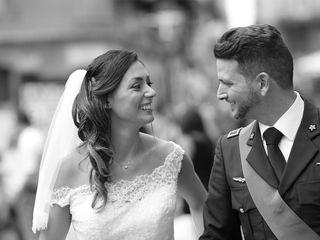 Le nozze di Laura e Gennaro