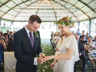 Le nozze di Marzena e Kevin