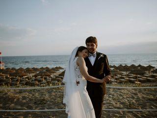 Le nozze di Anna e Nevio