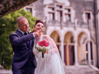 Le nozze di Helen e Igor