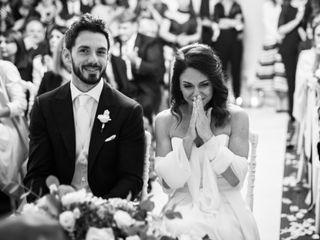 Le nozze di Giulia e Nikola