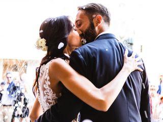 Le nozze di Consuelo e Francesco