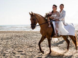 Le nozze di Irma e Michela
