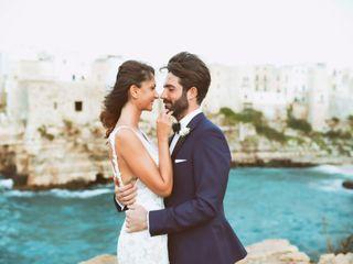 Le nozze di Giuseppe e Monica 1