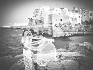 Le nozze di Giuseppe e Monica