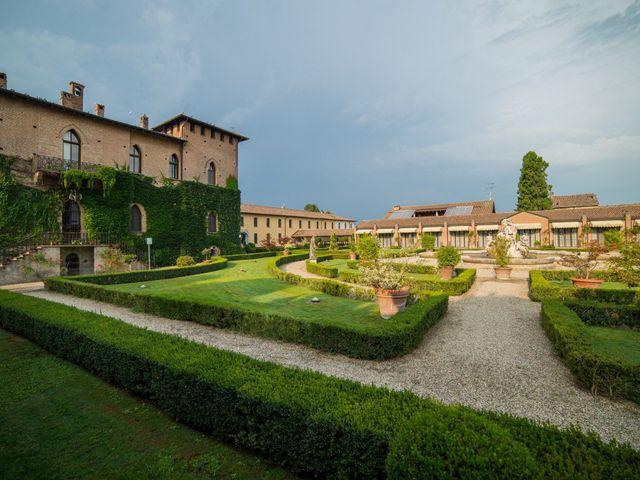Il matrimonio di Stefano e Giulia a Cervesina, Pavia 2