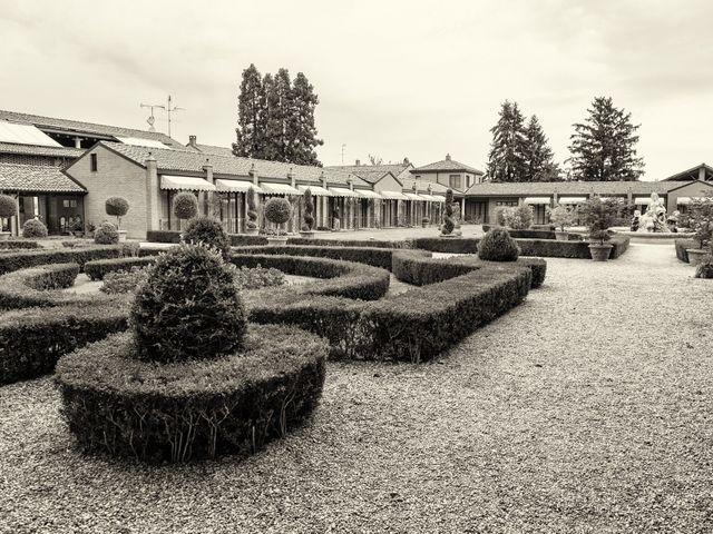 Il matrimonio di Stefano e Giulia a Cervesina, Pavia 5