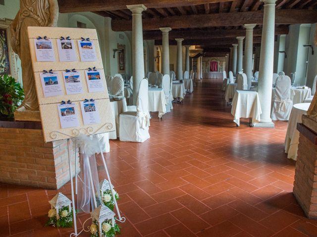Il matrimonio di Stefano e Giulia a Cervesina, Pavia 6