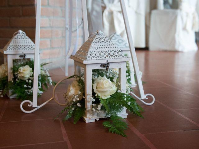 Il matrimonio di Stefano e Giulia a Cervesina, Pavia 7