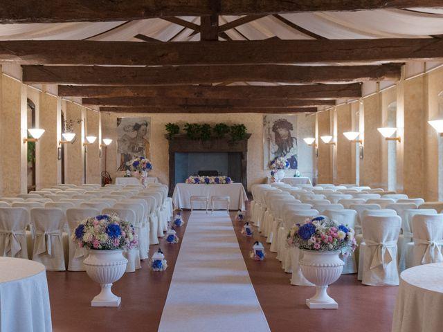 Il matrimonio di Stefano e Giulia a Cervesina, Pavia 9