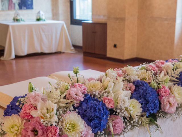 Il matrimonio di Stefano e Giulia a Cervesina, Pavia 13