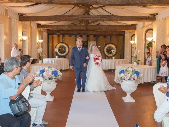 Il matrimonio di Stefano e Giulia a Cervesina, Pavia 20