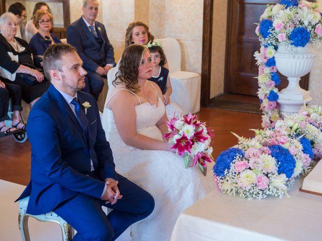 Il matrimonio di Stefano e Giulia a Cervesina, Pavia 21