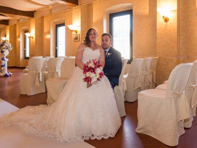 Il matrimonio di Stefano e Giulia a Cervesina, Pavia 22
