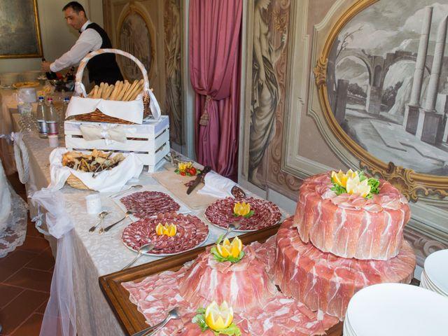 Il matrimonio di Stefano e Giulia a Cervesina, Pavia 23