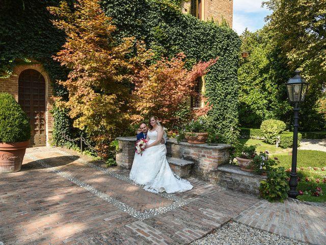 Il matrimonio di Stefano e Giulia a Cervesina, Pavia 29