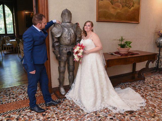 Il matrimonio di Stefano e Giulia a Cervesina, Pavia 30