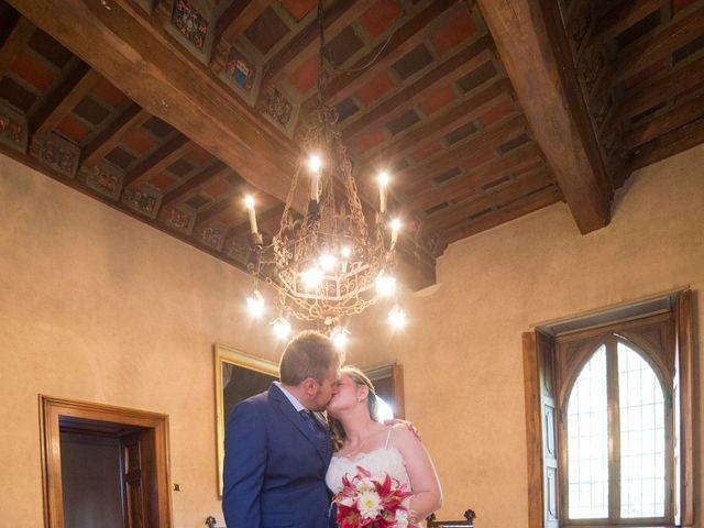 Il matrimonio di Stefano e Giulia a Cervesina, Pavia 31