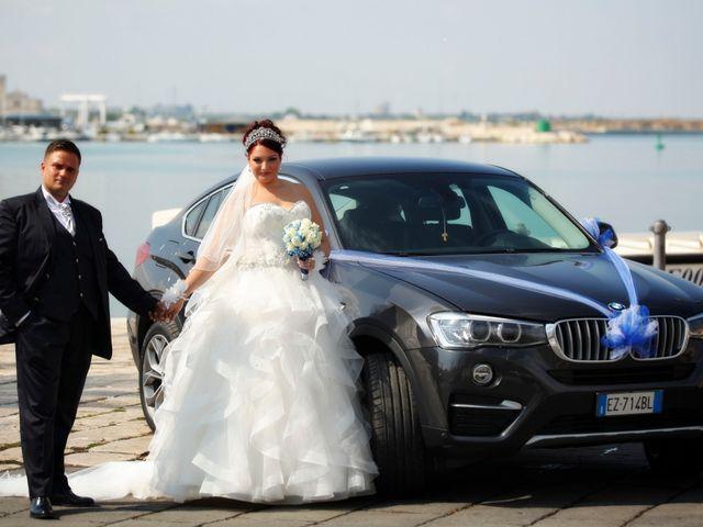 Il matrimonio di Leonardo e Franceca a Bari, Bari 16