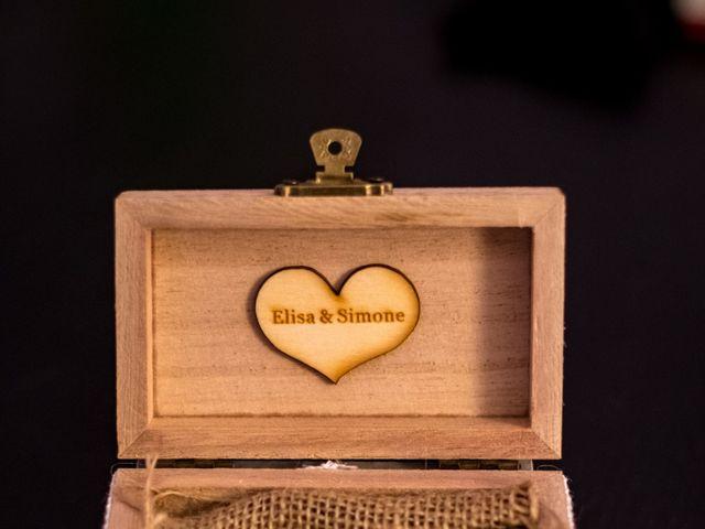 Il matrimonio di Simone e Elisa a Castellina in Chianti, Siena 26