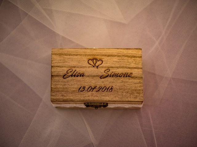 Il matrimonio di Simone e Elisa a Castellina in Chianti, Siena 27