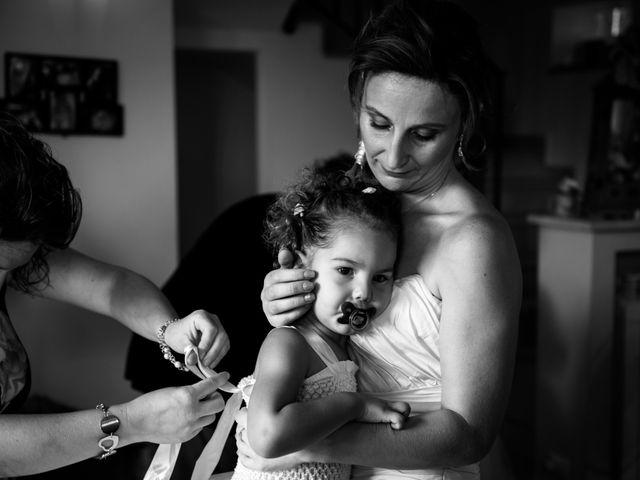 Il matrimonio di Simone e Elisa a Castellina in Chianti, Siena 29