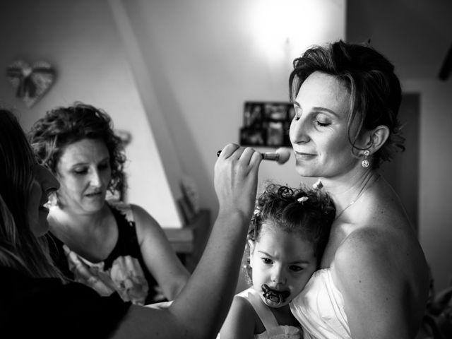 Il matrimonio di Simone e Elisa a Castellina in Chianti, Siena 30
