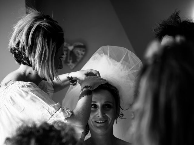Il matrimonio di Simone e Elisa a Castellina in Chianti, Siena 32