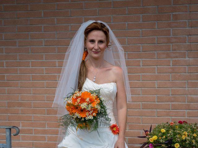 Il matrimonio di Simone e Elisa a Castellina in Chianti, Siena 33
