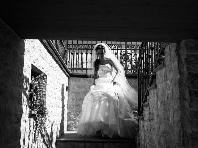 Il matrimonio di Simone e Elisa a Castellina in Chianti, Siena 34