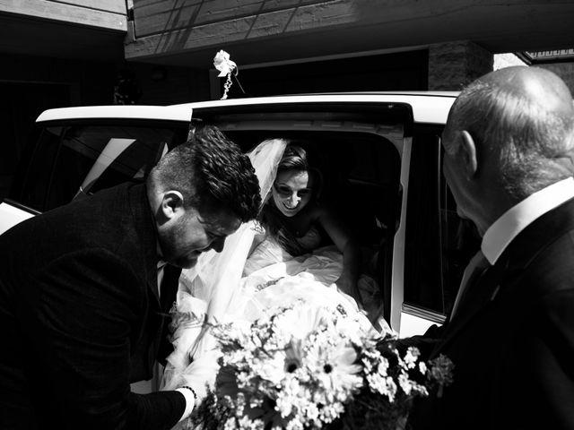 Il matrimonio di Simone e Elisa a Castellina in Chianti, Siena 35