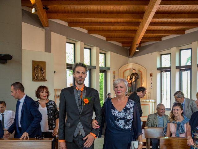 Il matrimonio di Simone e Elisa a Castellina in Chianti, Siena 36