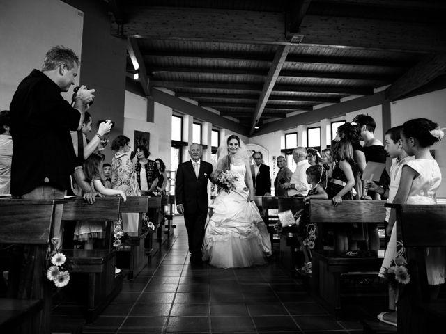 Il matrimonio di Simone e Elisa a Castellina in Chianti, Siena 40